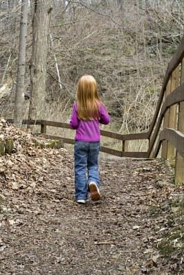 Walking on His Path
