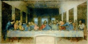Leonardo da Vinci'sThe Last Supper