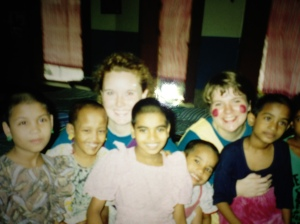 An orphanage in India during my YWAM days.<3