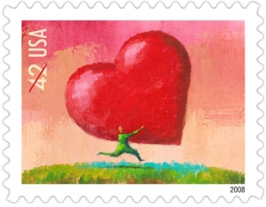 Stamps and Stumbling Blocks