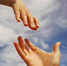 Healed Hands Reach Out