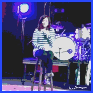 Kari Jobe  - Click to listen to I Am Not Alone.