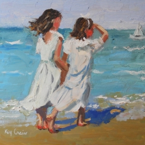 Painting by Kay Crain - please click image to find out more :)