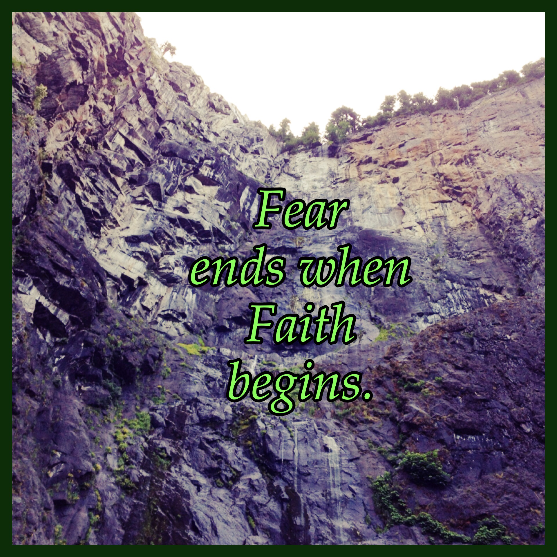 the power of facing fear essay Research paper: facing fear pushing through fear with the help of coaching  power tool: fear vs courage  research papers tagged with: facing fear in coaching.