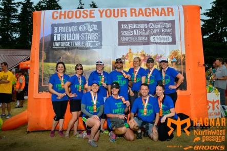 Ragnar Team 2014