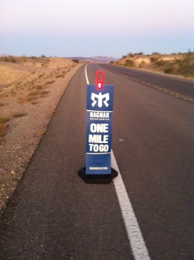 1 Ragnar 1 Mile to go
