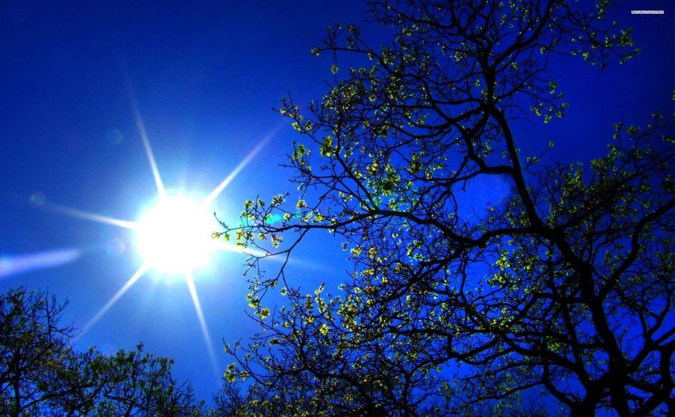 When the Sun Shines In
