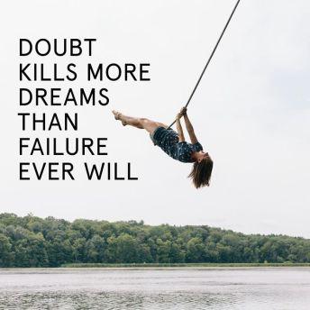 Discarding Doubt