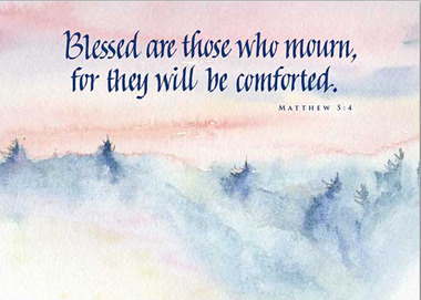Comfort in Mourning