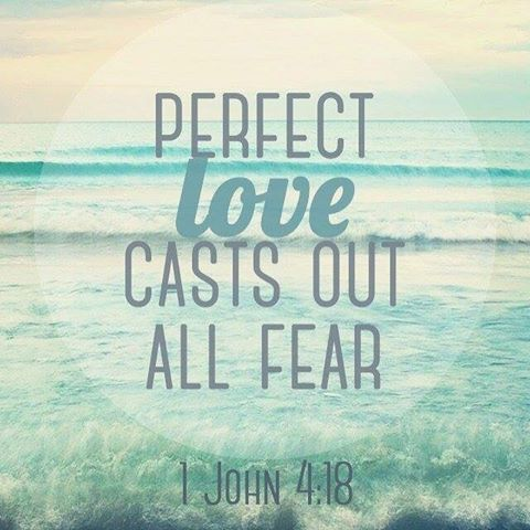 Fear Fades in Perfect Love