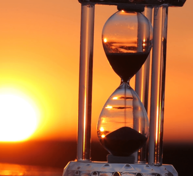The Time We Are Given